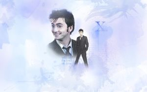 The Tenth Doctor by Raechi-Cherie