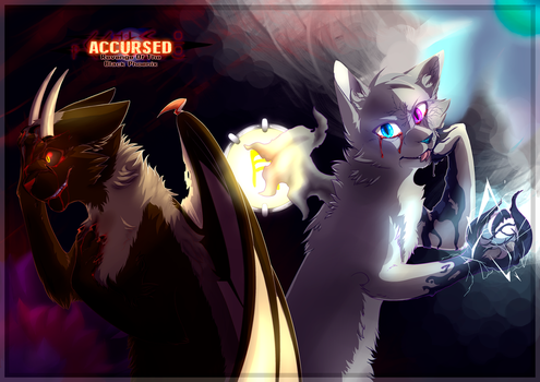Accursed Official poster 2 'Missing Part' by FatelessKnight