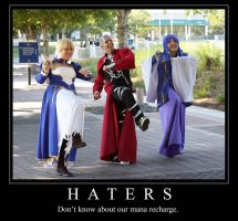 Motivational :: Haters II by StarScribbles
