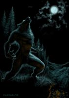 Howl of the Werewolf by pmoodie by pmoodie