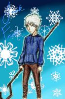 Jack Frost (edited) by guardian-angel15