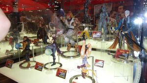 Street Fighter Action Figures by nx20