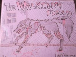 The Walking Dead (Wolf ver.) by prussianwolf13