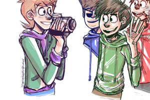 Eddsworl by CookiemonsterMS