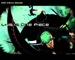 This is Onepiece by LancerKAGE