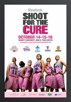 Reebok Shoot for the Cure - Poster 2011 by neverdying