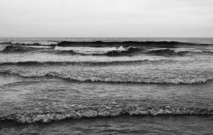 Stormy Waters by halfpastoctober