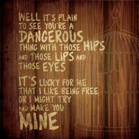 a dangerous thing by bloodwrack
