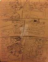 PD: Of Crabs and Boners pt2 by demonofnothing