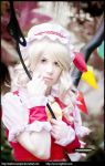 Donate Blood to Flandre by StarbowVampire