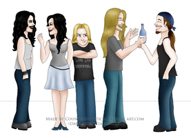 Nightwish - The smallest one by CountessMorticia