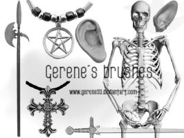 A mix of everything by Gerene by Gerene33
