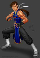 Chunli Male by karlonne