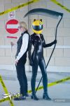 Celty and Shizuo by rainyrainbows