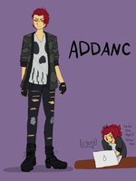 Addanc ref by cakesdown