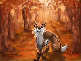 Fall by collie-rado