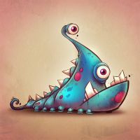 Slug by frogbillgo