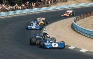 1971 United States Grand Prix by F1-history