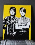 Tegan and Sara by SimplySaraArt