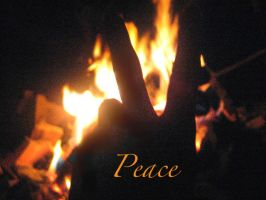 peace please 2 by DrinkTheJuice