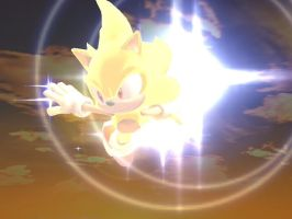 Super Sonic (Brawl) by UKD-DAWG