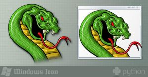 Python Programming - Icons by ssx