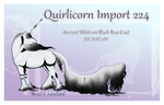 Quirlicorn Import 224 by Astralseed
