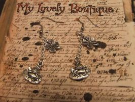 Frog prince by TheLovelyBoutique
