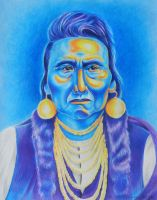 Chief Joseph by hatterfox