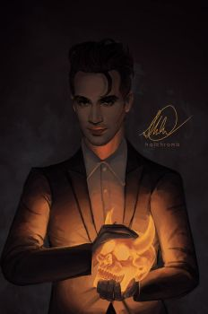 Brendon Urie by HalChroma
