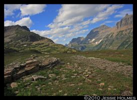 Glacier National Park by Jessie-kad