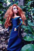 Merida the Brave by PinkUnicornPrincess