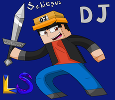Minecraft: DJ and Sabiegus 2013 by playingames6