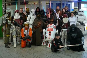 Farewell ... Final event for 2012 by Quigonjinncosplay