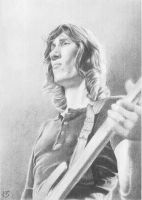 Young Roger Waters by Meimei422