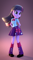 Twilight Sparkle by CreatorOfPony
