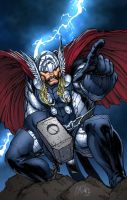 Thor by lummage