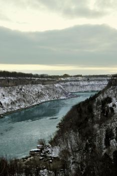 Niagara River 2 by singwithyourheart