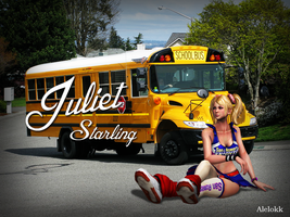 Juliet Starling by Alelokk