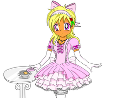 Sean as a alice girl by AVCHonline
