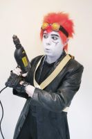 Jack Spicer Cosplay by Nao-Dignity