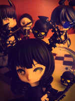 Black rock shooter Collection by ChiiGirl