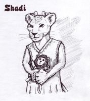 Shadi by Spidertrav