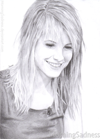 Hayley Williams by MorningSadness
