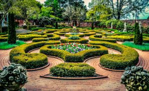 Tryon Palace Latham Gardens by MrsChibi