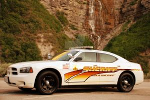 Dodge Charger for Sheriff's O by houstonryan