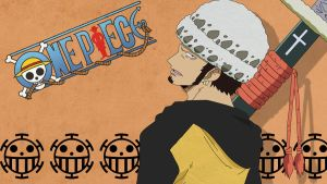 One Piece: Trafalgar Law by Jin91