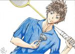 Time to play Badminton by Setsky