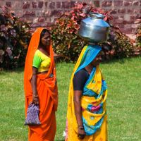 Sikri Women by AndrewToPhotography