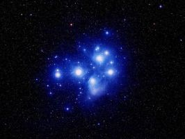 The Pleiades by br34dk1d